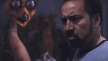 Regardez Nicolas Cage dans la première bande-annonce de «Willy's Wonderland»