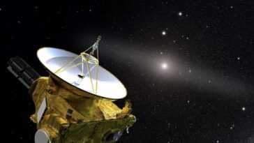 Il y a beaucoup moins de galaxies dans l'Univers qu'on ne le pensait: c'est ainsi que New Horizons nous découvre à 6,4 milliards de km