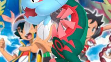 Ash Ketchum attrape un Pokémon fossile pour la première fois