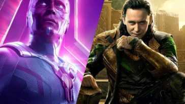 Tom Hiddleston accuse Paul Bettany d'avoir volé la cascade de Loki