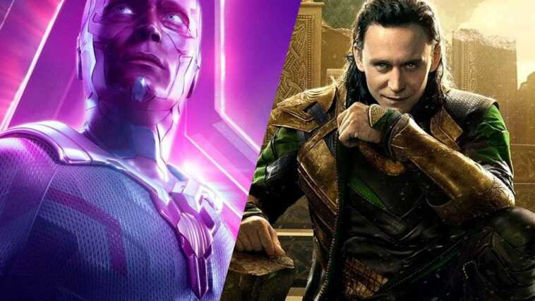 Tom Hiddleston accuse Paul Bettany d'avoir volé la cascade de Loki