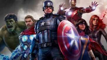 """""""Marvel Avengers"""" révèle les changements apportés aux skins Gear et MCU"""