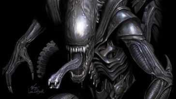 Voici Un Premier Regard Effrayant Sur La Série `` Alien