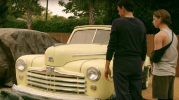 """""""Cobra Kai"""": la véritable origine de la première voiture de Daniel LaRusso"""