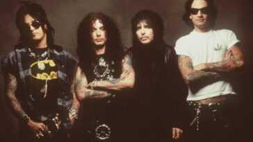 Mötley Crüe lance les célébrations de son 40e anniversaire