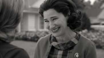 """""""WandaVision"""": qui est vraiment Agnes dans la série Disney Plus"""