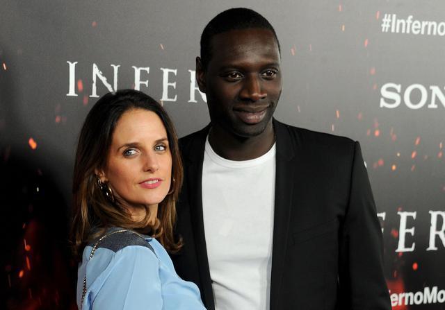 Omar Sy et Hélène Sy ont passé plus d'une décennie ensemble (Photo: Archyworldys)