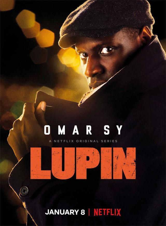 """""""Lupin"""" a fait une grande impression auprès du public international (Photo: Netflix)"""