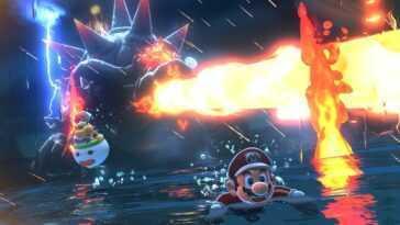 Nintendo partage de nouvelles informations sur le mode Fury de Bowser dans Super Mario 3D World