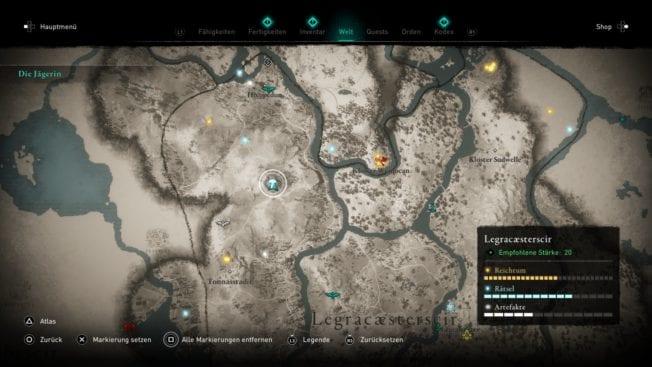 Assassin's Creed Valhalla: Guide de tous les Toadstools (Solution)