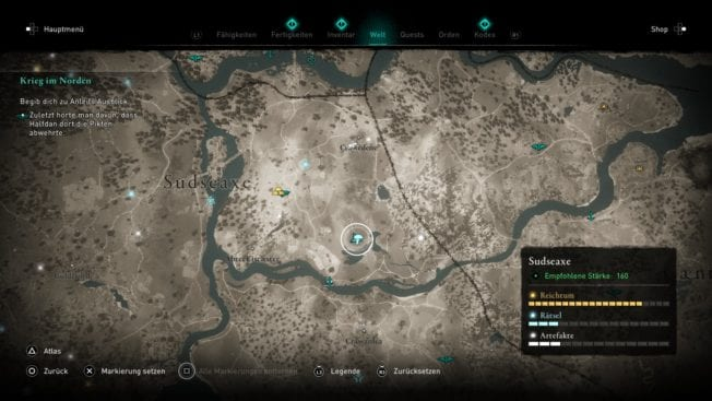 Assassin's Creed Valhalla: Guide de tous les Toadstools (Solution)