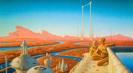 Chroniques martiennes1
