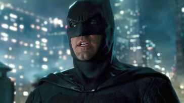 Ben Affleck révèle pourquoi il a joué à Batman dans `` Justice League ''