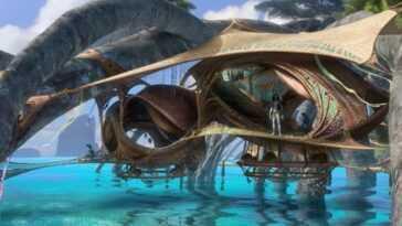 L'art conceptuel d'Avatar 2 révèle les maisons des Na'vi