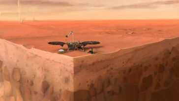 """La NASA abandonne la mission InSight sur Mars: le """"bulldozer martien"""" échoue pour tenter de percer la planète"""