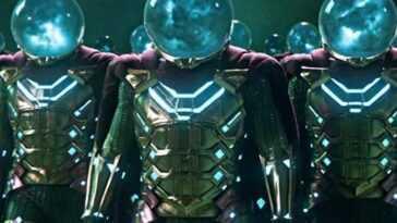 L'ensemble «Spider-Man 3» comprend un œuf de Pâques Mysterio