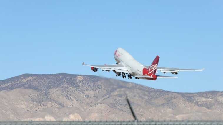 Virgin Orbit Lance 10 Satellites En Orbite Lors D'un Vol