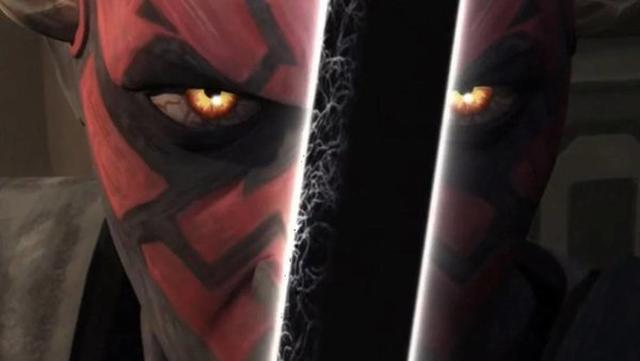 Dark Maul a manié le sabre noir et a gouverné Mandalore pendant un certain temps (Photo: Lucasfilm)