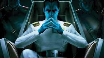 Star Wars: Lars Mikkelsen Sera T Il Le Grand Amiral Thrawn Dans