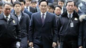 L'héritier de Samsung Lee Jae-yong est de nouveau condamné à deux ans et demi de prison