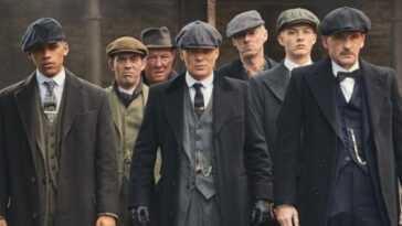 Peaky Blinders: Reprenez le tournage de la saison 6 et annoncez quand il se terminera