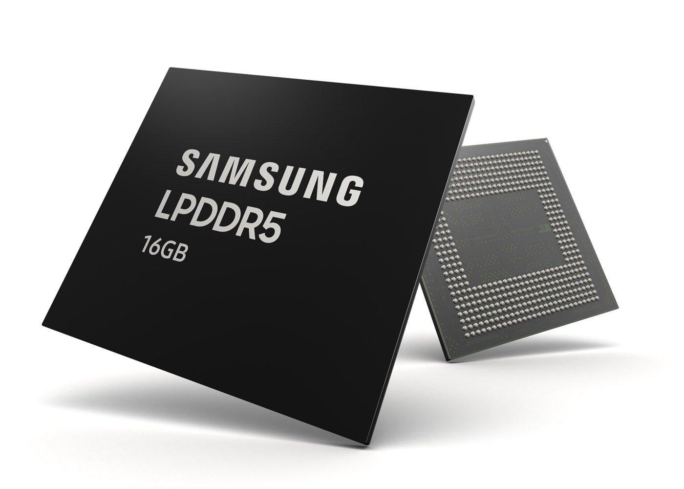 Mémoire RAM Samsung 16 Go