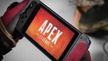La date de sortie du commutateur d'Apex Legends pourrait avoir été révélée accidentellement