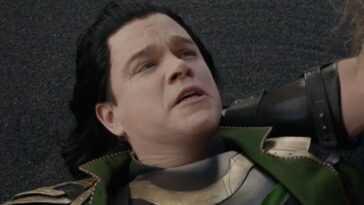 Matt Damon rejoint le casting de 'Thor: Love and Thunder'