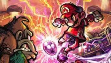 Anniversaire: le Japon célèbre les 15 ans de Super Mario Strikers