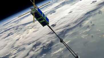 Ils créent une méthode de propulsion pour les petits satellites qui ne nécessite pas de carburant: il y a déjà un cubesat en orbite qui l'utilise