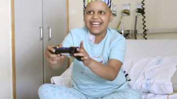 `` Chemo playing fly by '', le documentaire qui explore le rôle des jeux vidéo dans le rétablissement des enfants atteints de cancer
