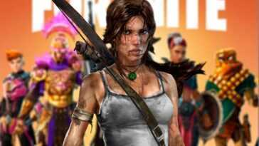 "Lara Croft de ""Tomb Raider"" pourrait venir à Fortnite"