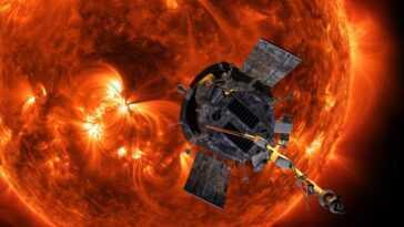 La Sonde Solaire Parker De La Nasa Cloue Un Survol