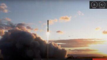 Rocket Lab Lance Un Microsatellite En Orbite Dans Sa 1ère