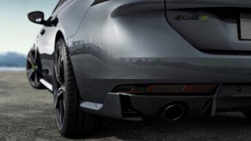 À Partir De 508. Peugeot Promet Une Peugeot Sport Dans