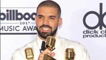 Drake devient l'artiste le plus écouté sur Spotify