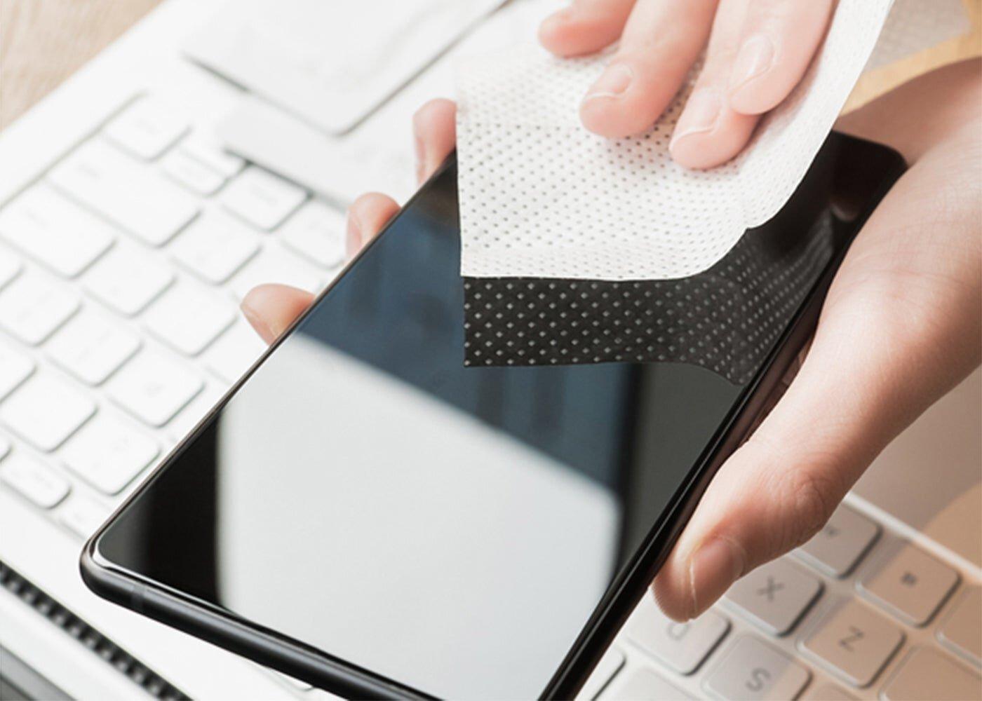 4 conseils utiles pour nettoyer efficacement votre mobile