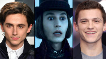 Timothée Chalamet Ou Tom Holland Pourraient Jouer Willy Wonka Dans