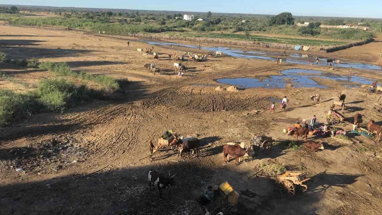 L'ONU demande 76 millions d'aide d'urgence pour Madagascar frappé par la pire sécheresse en une décennie