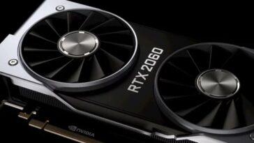 Nvidia a tellement de mal à proposer son nouveau RTX 3000 qu'une relance des RTX 2060 et 2060 SUPER est envisageable.