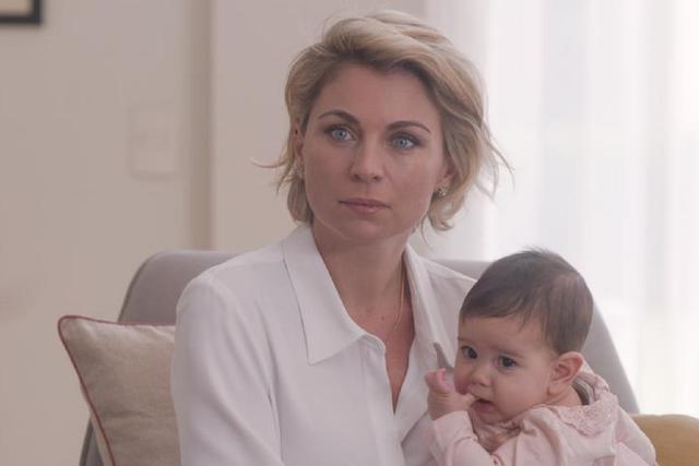 Quel a été le résultat de la biopsie d'Ana?  (Photo: Netflix)