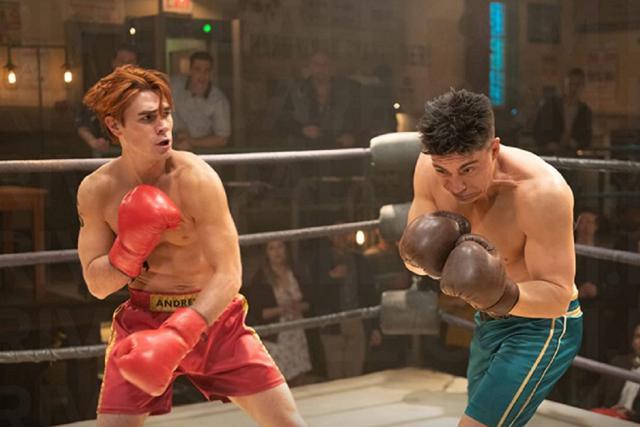 Archie a perdu le combat contre le petit ami de Katy Keene (Photo: The CW)