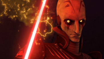 """Jason Isaacs veut reprendre son rôle dans """"Star Wars Rebels"""""""