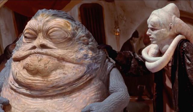 Pendant les dernières années de la République, Bib Fortuna a servi Jabba comme majordome (Photo: Lucasfilm)