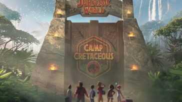 """""""Jurassic World: Dominion"""" pour se connecter avec """"Camp Cretaceous"""""""