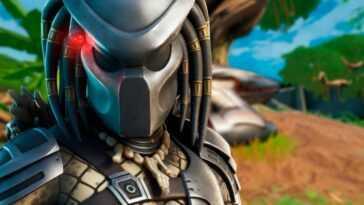 """Fortnite ajoute le skin et les missions de """"Predator"""""""