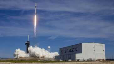 Spacex Lancera Des Dizaines De Satellites Sur Le Vol Transporter 1