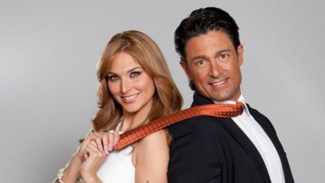 Fernando Colunga et Blanca Soto ont joué dans la telenovela «Porque el amor manda» (Photo: Televisa)