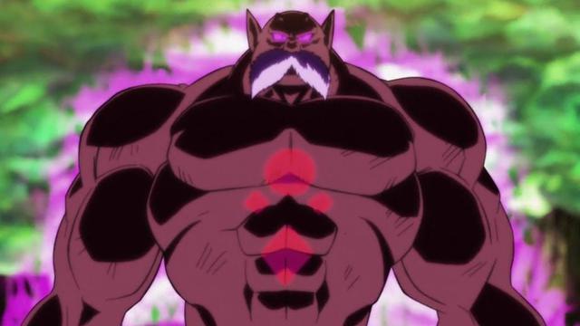 Toppo est devenu un dieu de la destruction, Vegeta pourrait-il faire de même?  (Photo: Toei Animation)