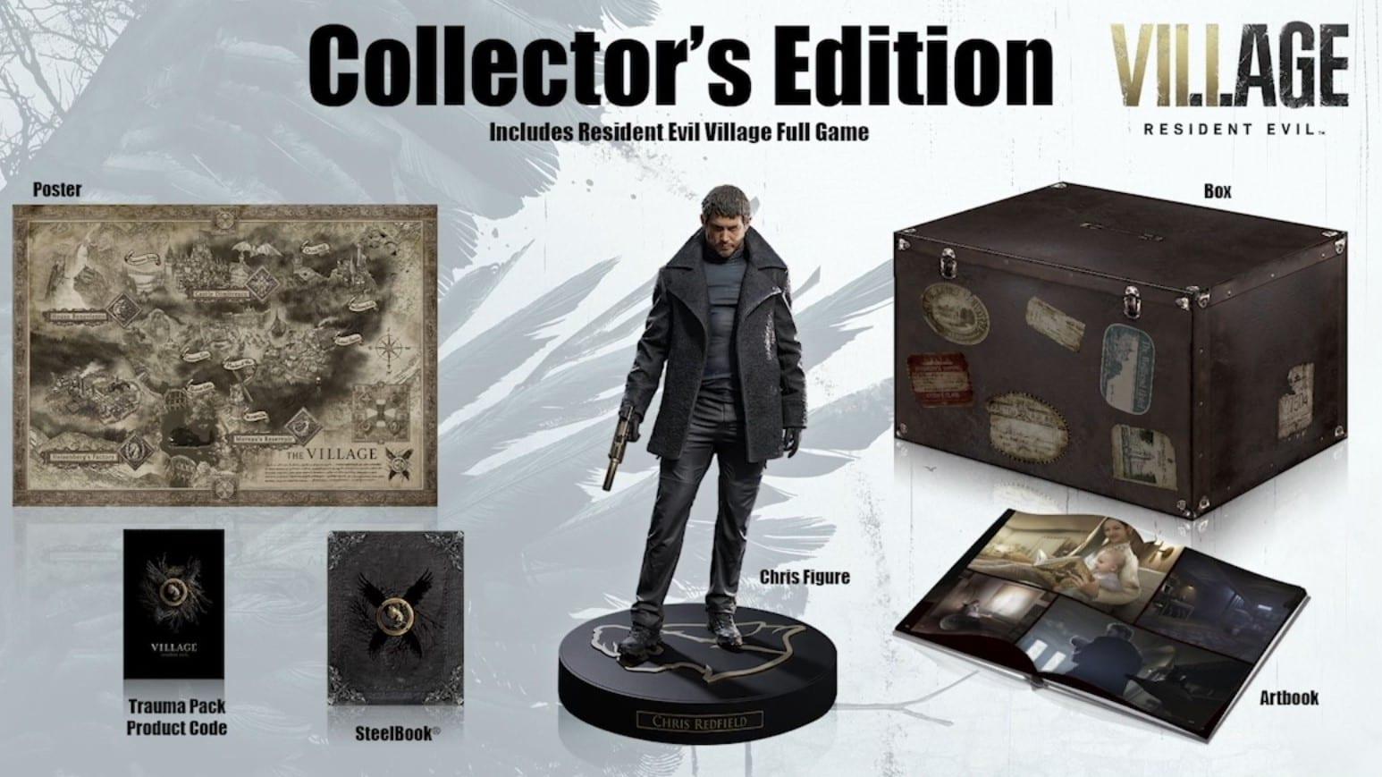 Resident Evil 8 Village Édition Collector